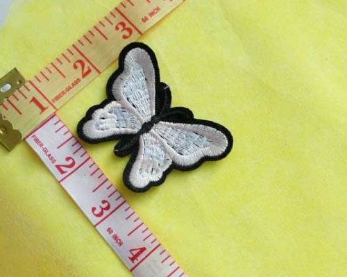 Sew On| iron on |Applique Motif  | Butterfly B 09